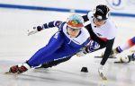 Женская сборная России завоевала золото ЧЕ по шорт-треку в эстафете