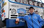 """Российские экипажи Николаева и Мардеева заняли первые места на очередном этапе  """"Дакара"""""""