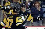 НХЛ признала Малкина, оформившего хет-трик, третьей звездой игрового дня