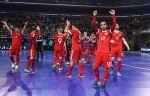 Российская сборная уступает команде Португалии в полуфинале ЧЕ по футзалу