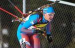 Боярских и Мошкова – чемпионы России по биатлону в суперспринте