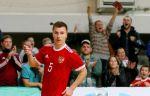 Российская команда по футзалу завоёвывает бронзовые медали Чемпионата Европы