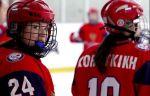 ИИХФ пожелала удачи женской сборной России в матче с США