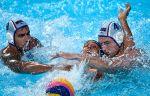Российские ватерполисты уступили черногорцам в предварительном раунде Кубка Европы