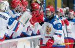 Юниорская сборная России одолела финнов на Турнире четырёх наций