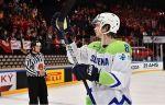 Нападающий сборной Словении по хоккею Жига Еглич сдал положительную допинг-пробу