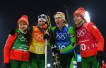 """Бьёрндален – о победе белорусок в эстафете: """"Счастлив за Дашу и всю её команду"""""""