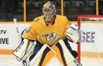 """Голкипер """"Нэшвилла"""" Ринне признан первой звездой дня в НХЛ"""