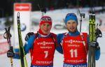 Норвегия выиграла мужскую эстафету в Холменколлене, россияне завоевали бронзу