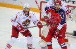 ЦСКА выигрывает в Хельсинки с минимальным перевесом в четвёртом матче полуфинала Западной конференции