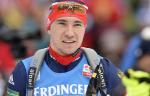 Логинов выиграл спринт на ЧР по биатлону в Ханты-Мансийске
