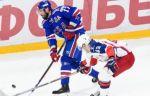 СКА одерживает вторую победу подряд и выходит вперёд в серии против ЦСКА