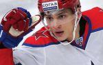 Форвард СКА Прохоркин из-за травмы больше не сыграет в серии с ЦСКА
