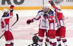 Хоккей, КХЛ, финал конференции Запад, третий матч, ЦСКА – СКА, прямая текстовая онлайн трансляция