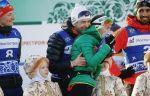 """Дарья Домрачёва: """"Карьера Бьорндалена будет вдохновлять еще множество поколений"""""""