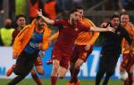 Чудо в Риме и судейский скандал в Манчестере: итоги четвертьфиналов Лиги чемпионов