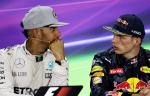 Хэмилтон и Ферстаппен помирились после инцидента на Гран-при Бахрейна