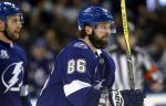 Никита Кучеров признан второй звездой дня НХЛ