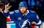 Кучеров - вторая звезда дня в НХЛ