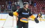 Кагарлицкий тренируется в звене с Тихоновым и Сошниковым перед матчем Евротура с финнами