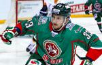 Яруллин заменил Зуба в составе сборной России на шведский этап Евротура