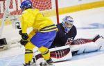 Хоккей, ЧМ-2018, полуфинал, Швеция - США, прямая текстовая онлайн трансляция