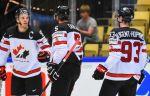 Хоккей, ЧМ-2018, полуфинал, Канада - Швейцария, прямая текстовая онлайн трансляция