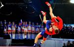 Российские самбисты завоевали три золотых медали во второй день чемпионата Европы