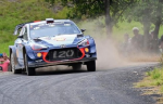 """Бельгийский гонщик Нёвилль победил на шестом этапе WRC """"Ралли Португалии"""""""