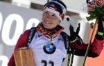 Олимпийская чемпионка по биатлону Скардино завершила карьеру