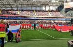 Черышев общался после матча только на испанском