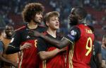 Сборная Бельгии разгромила команду Египта, забив три безответных мяча