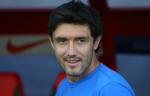 Жирков работает по индивидуальной программе на тренировке сборной России
