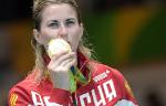 Дериглазова выиграла золото чемпионата Европы в Сербии