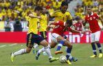 Сборная Японии обыграла Колумбию на чемпионате мира (ВИДЕО)