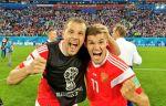 Футбол. Турнирная таблица ЧМ-2018: Россия бьёт Египет, Салах – в тени Черышева