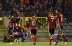Матч Бельгия - Тунис стал самым результативным на ЧМ-2018