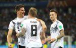 Футбол. Турнирная таблица ЧМ-2018: Мексика обыграла Корею, немцы спаслись в игре со Швецией