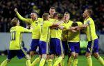 Правительство Швеции объявило о прекращении бойкота ЧМ-2018