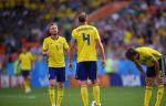 Гол Форсберга вывел сборную Швеции в 1/4 финала ЧМ-2018