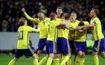 Швеция - Швейцария: Форсберг признан лучшим игроком матча
