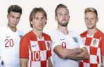 ЧМ-2018, полуфинал, Хорватия – Англия, прямая текстовая онлайн трансляция