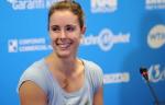 Корне завоевала первый титул за два года, победив Минеллу в финале в Гштааде