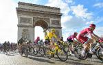"""Британский велогонщик Томас впервые в карьере выиграл """"Тур де Франс"""""""