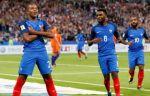 Лига наций УЕФА, Франция - Голландия, прямая текстовая онлайн трансляция