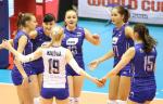 Российские волейболистки уступили Италии в финале ЧЕ U19