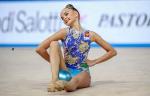 А. Аверина сорвала упражнение с лентой на чемпионате мира в Софии