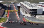 Гран-при США, гонка, прямая текстовая онлайн трансляция