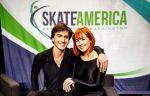 Skate America. Первый пошёл