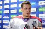 """Киселевич: """"В ЦСКА я много играл, а в НХЛ нужно биться за своё игровое время"""""""